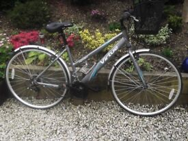 VIRTUE/APOLLO LADIES BICYCLE - With EXTRAS - AS NEW