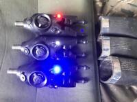 Nash R3 buzzers plus receiver