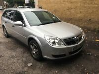 Vauxhall Vectra Estate 1.8 2007