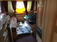 5 berth Sterling Finesse caravan with everything