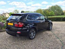 BMW X5 4D 2012 BLACK on BLACK