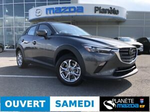2019 Mazda CX-3 AWD GS AWD AUTO TOIT AIR MAGS CRUISE