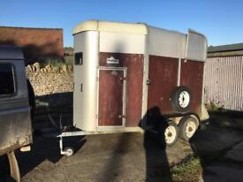 Horse trailer Ifor Williams HB505