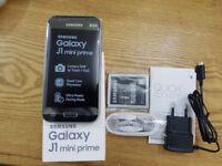 Samsung Galaxy J1 MINI PRIME 8GB black Dual Sim Unlocked smartphone