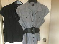 Ladies shirts size 16
