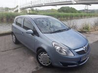 LOOKING FOR A AUTOMATIC...CORSA 1.4 AUTO 5 DR 08 REG..AIR CON..ELECTRIC PACK..JUNE 2018 MOT.5 STAMPS