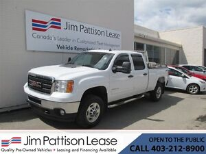 2011 GMC SIERRA 2500HD 6.0L 4X4 SLE Crew Cab w/ Remote Start