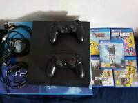 For Sale PS4 5 games