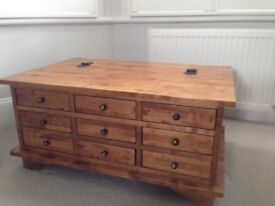 Apothecary table for sale