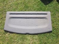 Vauxhall Corsa B (Mk II) Parcel Shelf, from a 1995/6 N reg, 4 door hatchback.