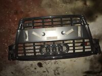 Audi s4 b8 2012 front grill