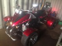 Road legal quad 250cc mint. Crosser rm yz Ktm cr crf 4x4