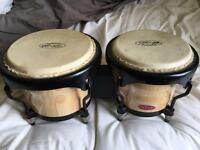 Bongos made by Stagg
