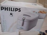 Philips new white coolwall fryer 3.5liter