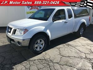 2011 Nissan Frontier SV, Extended Cab, Automatic, 4x4
