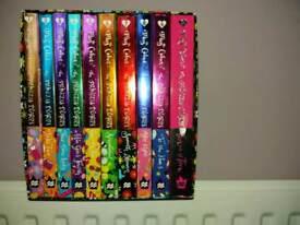 Princess diariess collection
