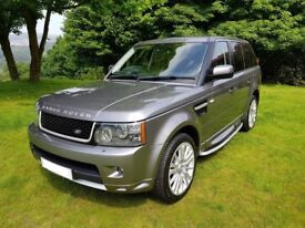 Range Rover TDV8 Sport 2010 - only 88,780 miles - amazing condition
