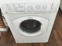 Hotpoint condenser washer Dryer only used 6 times.