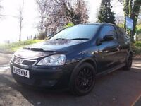 Vauxhall Corsa 1.2 i 16v SXi+ 3dr NEW MOT, SPORTS SPEC, IST CAR 2005 (55 reg), Hatchback