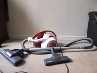 Hoover Spritz bagless vacuum cleaner