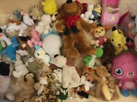 Bundle Of Toys (Over 30+) (Mr Potato Head, Horses, Plushes, Figures, Bags, Annuals)