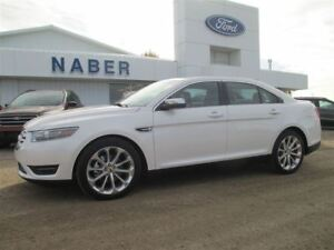 2017 Ford Taurus Limited AWD LEATHER NAV SUN ROOF