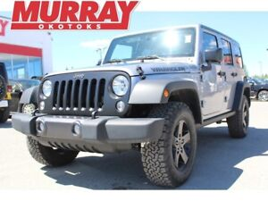 2017 Jeep Wrangler Unlimited Sport - * UCONNECT! FREEDOM TOP! RE