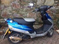 Pulse scout moped 49cc