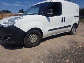 Vauxhall combo ecoflex 2013 13 reg 1.3 turbo diesel 1 previous owner
