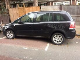 vauxhall zafira sold as seen very verry cheap