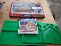 Easy to make Gingerbread House Kit. BNIB