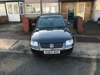 2003 volkswagen passat 1.9 diesel 12 months mot and very very good engine and gearbox any