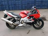 Honda cbr 600 1 year mot