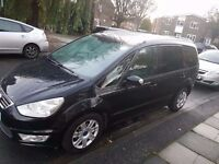 PCO Minicab Rental 7 Seater 2011 Ford Galaxy Only £145 PW