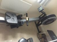 Concept 2 rower model C