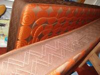 2 matching Plano Pullman mattresses