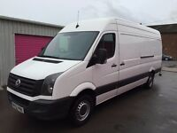 VOLKSWAGEN CRAFTER LWB 2012REG FOR SALE NO VAT 3 MONTHS WARRANTY