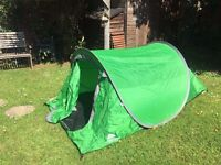Tent- 2 man pop up