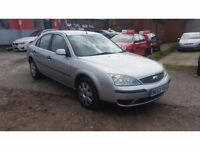 Ford Mondeo 1.8 LX 5dr