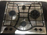 Hotpoint Gas Hob and Indesit Electric Fan Oven