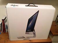 Apple iMac slim 21.5-inch (late 2012), 2.7 GHz, 8GB RAM, 1TB HDD (boxed)
