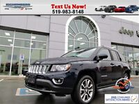 2014 Jeep Compass Limited *ONLY 2,748 kms*