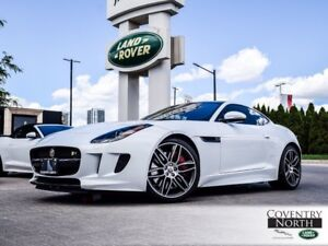 2017 Jaguar F-Type Coupe R 550HP!! Active Exhaust!