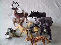 ELC mixed lot of animals