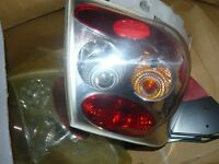 Audi A4 Custom Car Lights - Still boxed - Work Perfectly - CAN FIT VOLKSWAGEN GOLF AND PASSAT