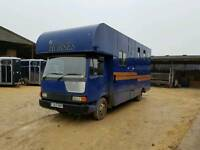For sale Leyland horsebox