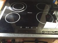 Used hotpoint electric Hob. Good working order