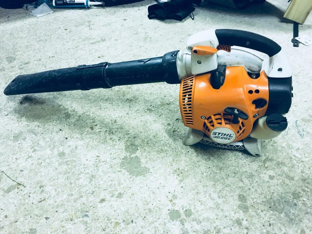 Stihl BG 86 leaf blower | in Poole, Dorset | Gumtree