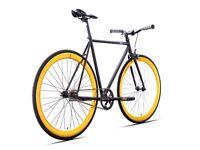 6KU Fixie & Single Speed Bike - Nebula 2 - BRICK LANE BIKES