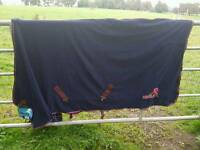Horse rugs 6ft9